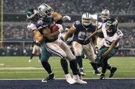 thanksgiving eagles game 2014 cowboys wear blue at home
