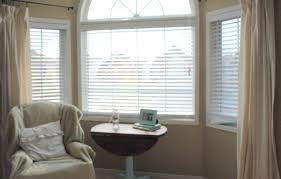 How To Hang Curtains On A Bay Window Curtains Captivating Best Way To Hang Curtains In Bay Window