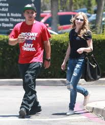 prince jackson goes out for lunch in calabasas zimbio
