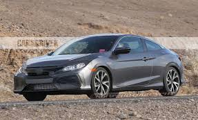 Honda Civic Si Two Door New 2017 Civic Si Coupe Spy Photos U2013 News U2013 Car And Driver