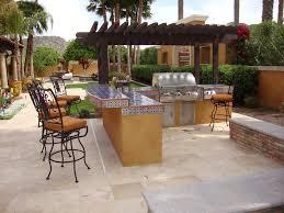 outdoor kitchen elegance outdoor kitchen design in wooden