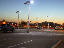 pole lighting west palm beach parking lot lighting led