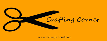 feeling fictional crafting corner tutorial how to make a bookish