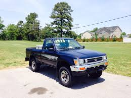 92 toyota tacoma for sale vwvortex com 92 toyota revival bent bumper resto