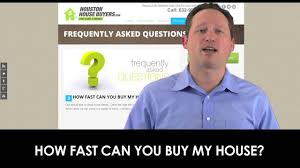 how fast can you buy my house youtube