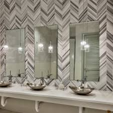 multifamily wall design trends pattern bathrooms pinterest