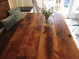 wax for wood table how to oil and wax reclaimed wood table counter top well