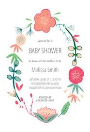 girl baby shower invitations free baby shower invitation templates for greetings island
