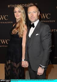 storm keating shows off baby bump in cute minidress with hubby