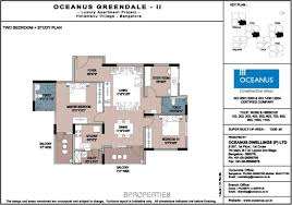 bangalore properties oceanus greendale phase 2