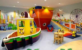 unique captain ship bedroom design for children trend 2016