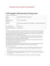 sap srm ref manual business process invoice
