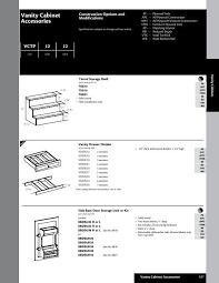 how to install kraftmaid base cabinets kraftmaid 030 vanity cabinet accessories company inc
