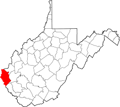 Silver Airways Route Map by Wayne County West Virginia Wikipedia