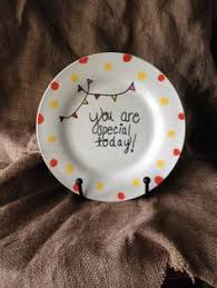 plate you are special tutorial make your own you are special today plate we always