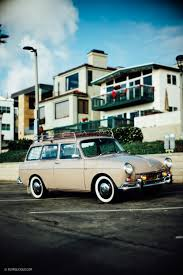old volkswagen type 3 this vw type 3 squareback is the ultimate california beachcomber