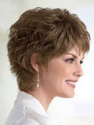 feathery haircuts for mature women short feathered hairstyles for pinteres