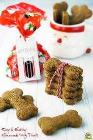 recipe for dog treats easy healthy dog treats your dog will