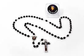 decade rosary direct from lourdes wooden bernadette 6 decade rosary