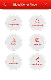 free profile finder blood donor finder android apps on play