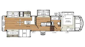 2018 forest river sandpiper 371rebh floor plan sandpiper rv floor