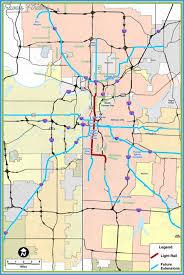 kansas city metro map kansas city subway map travel map vacations travelsfinders com
