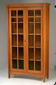 Cherry Bookcase With Glass Doors Antique Bookcase With Doors Antique Bookcase Doors And Shelves