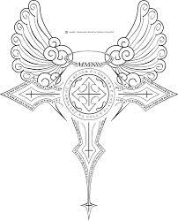rune tattoo 2 by obsolution on deviantart