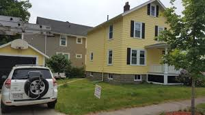 yellow exterior paint exterior painting hs plastering u0026 painting north reading ma