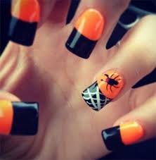 20 simple halloween nail art designs ideas trends u0026 stickers for
