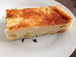 gâteau au fromage blanc et aux pommes la recette facile