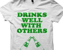St Patrick U0027s Day Irish Drinking T Shirt Tshirt Tee Shirts Beer
