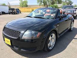 2002 audi tt awd 225hp quattro 2dr roadster in wheat ridge co