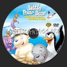 the polar a visitor from the south pole dvd label