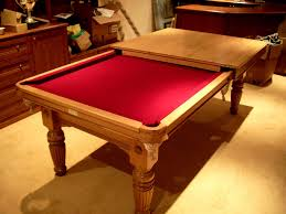 Pool Table Dining Table Custom And Bespoke Pool Tables From Hubble Sports