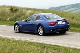 2013 maserati granturismo reviews and rating motor trend
