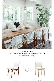 Design Within Reach Dining Chairs Design Within Reach Bodega Chair Copycatchic