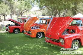 Classic Ford Truck Body Kits - how to install classic performance products flip front hood kit