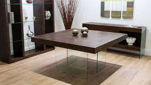 Square Dining Room Tables For 8 Dining Tables Kitchen Table Sets Extendable Dining And Chairs