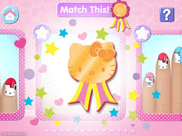 hello kitty nail salon 1 3 apk download android casual games