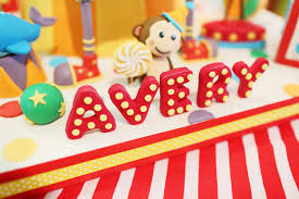 first birthday circus avery u0027s circus celebration party dream flavours kids baby