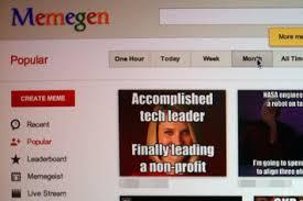 Meme Generator Google - inside google s internal meme generator