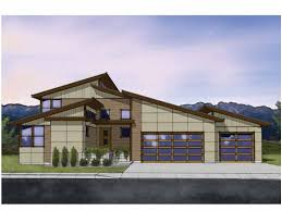 house plans contemporary home plan homepw17936 2566 square foot 3 bedroom 3 bathroom