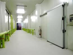 chambre froide industrielle prix porte de chambre froide négative porte frigorifique