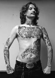 shoulder chest tattoos for men cool skull tattoo on chest man tattoos for men