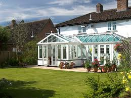 conservatories warm in the winter and cool in the summer
