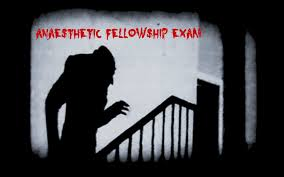 anaesthetic fellowship exam notes and past papers intensive care
