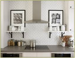 subway tile backsplash design modern kitchen tile backsplash