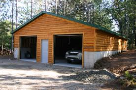 Detached 2 Car Garage All American Dream Homes Custom Builders 888 582 4421