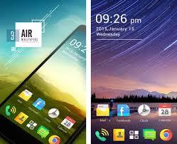 go launcher prime apk free air go launcher theme apk version v1 0 62